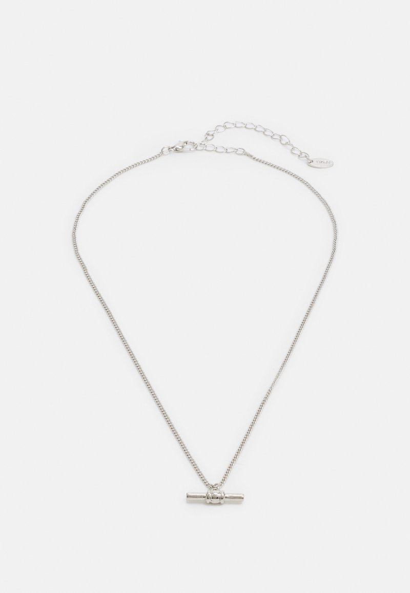 LIARS & LOVERS - ESSENTIAL T-BAR DITSY - Necklace - silver-coloured