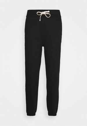 Tracksuit bottoms - polo black