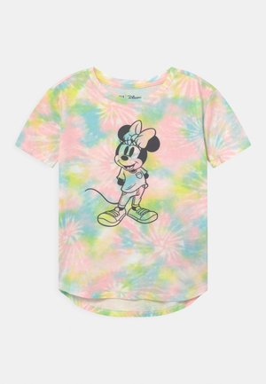GIRL MINNIE - Print T-shirt - multi-coloured