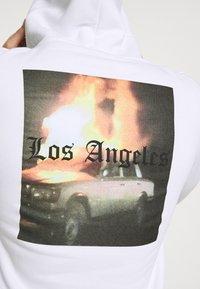 274 - LA HOOD - Hoodie - white - 6