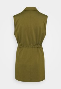 ICHI - IHKATE SPORT - Waistcoat - fir green - 1
