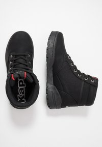 Kappa - BONFIRE - Outdoorschoenen - black - 1