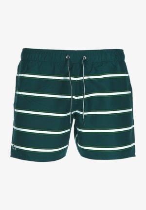 MH6261 - Swimming shorts - legion/vert-blanc