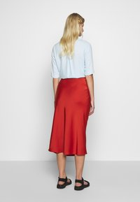 Another-Label - ARLEEN SKIRT - Pencil skirt - burned orange - 2
