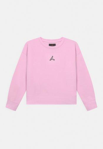 ESSENTIALS CREW - Bluza - pink foam