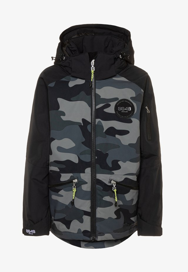 ASHTON  - Ski jacket - grey