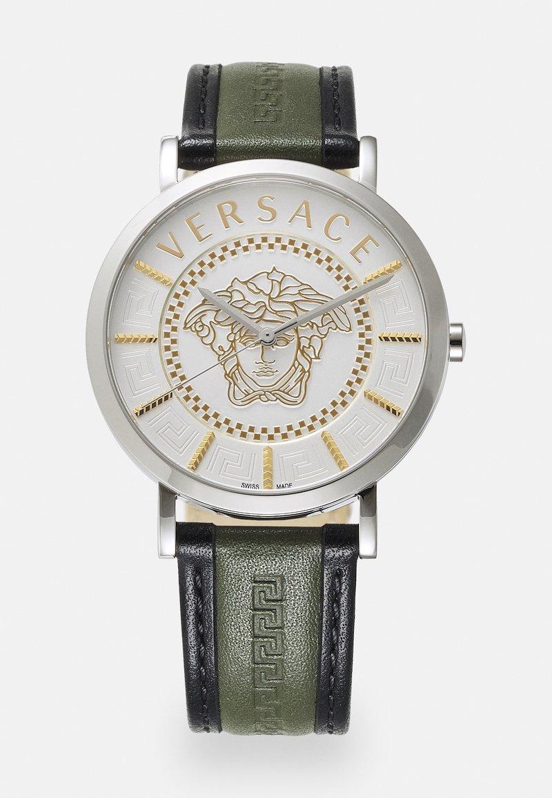 Versace Watches - ESSENTIAL UNISEX - Reloj - green