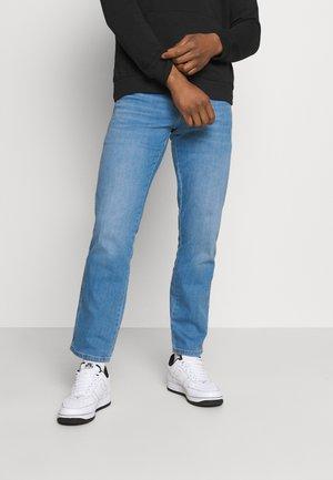 TEXAS - Straight leg jeans - heat rage