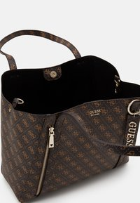 Guess - NAYA TOTE - Tote bag - brown - 2