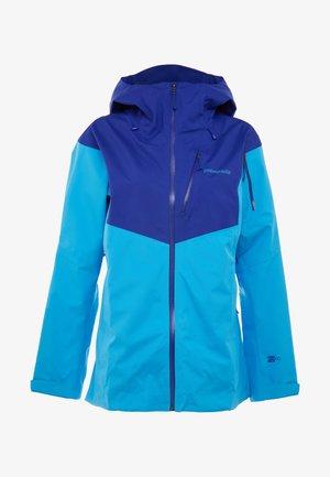 SNOWDRIFTER - Ski jacket - curacao blue