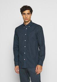Tommy Hilfiger - FLORAL GEO PRINT - Shirt - blue - 0