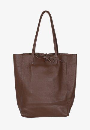 ANITA - Tote bag - braun