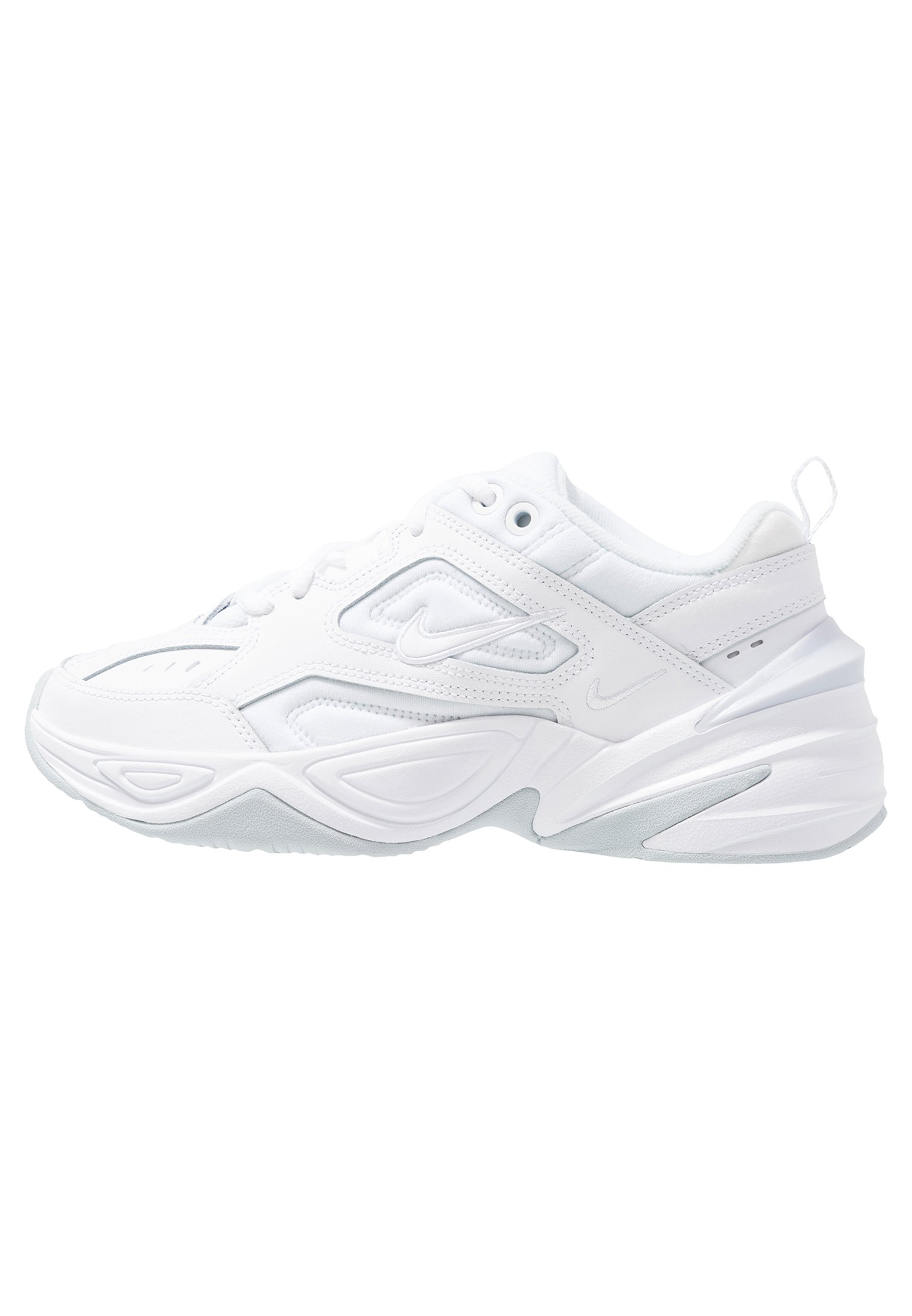 M2K TEKNO Sneakers basse whitepure platinum