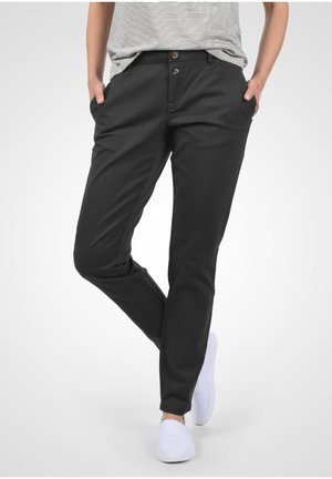 Chinos - ebony grey
