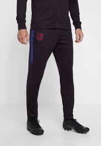 Nike Performance - FC BARCELONA DRY SUIT - Klubbkläder - burgundy ash/deep royal blue/noble red - 3