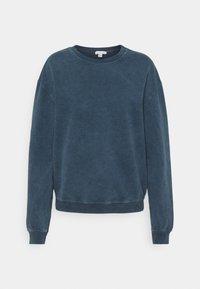 Topshop - ACID WASH - Sweatshirt - denim blue - 3
