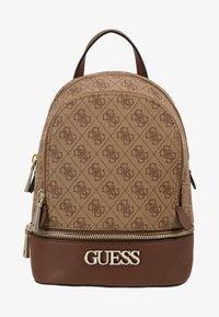 Guess - SKYE BACKPACK - Rucksack - brown - 6