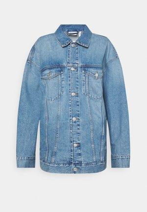GIGA JACKET - Jeansjakke - blue