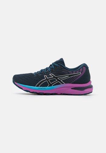 GEL-CUMULUS 22 - Neutrální běžecké boty - french blue/black