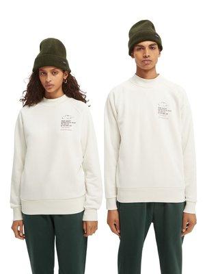 CREWNECK UNISEX - Sweatshirt - off white