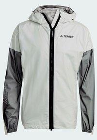 adidas Performance - TERREX AGRAVIC PRO TRAIL - Chaqueta de entrenamiento - white - 8