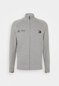 Tommy Hilfiger Tailored - TOMMY X MERCEDES-BENZ - Cardigan - grey - 0