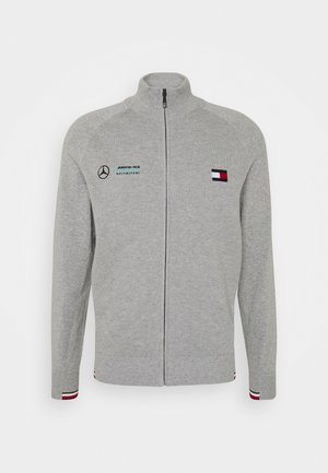 TOMMY X MERCEDES-BENZ - Cardigan - grey