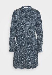 MONIQUE DRESS - Shirt dress - blue