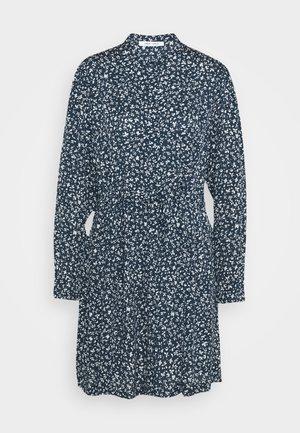 MONIQUE DRESS - Vestido camisero - blue