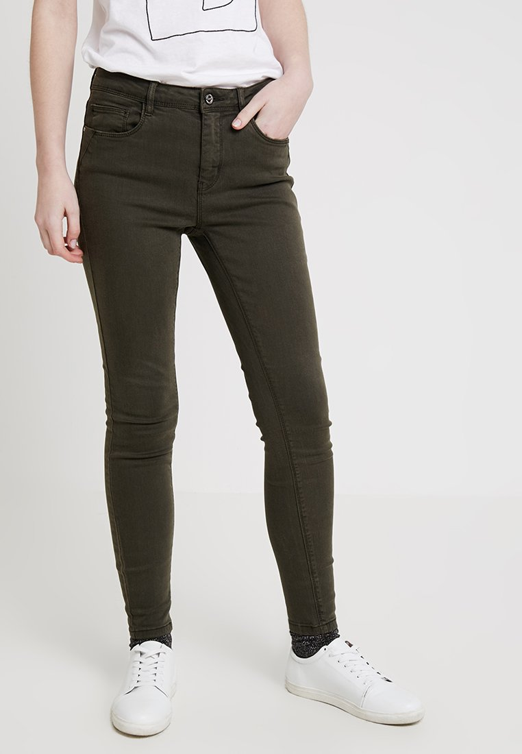 Women ONLBLAIR MID ANKLE PANT - Jeans Skinny Fit