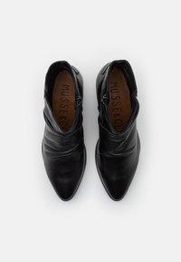 Musse & Cloud - BERINA - Ankelboots - black - 5