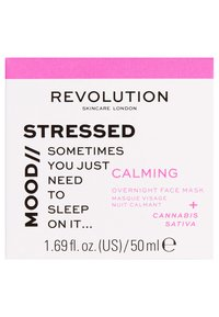 Revolution Skincare - MOOD CALMING OVERNIGHT FACE MASK - Night care - - - 2