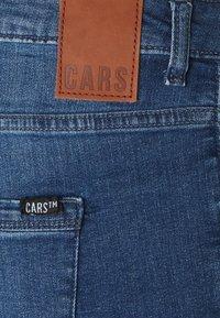 Cars Jeans - LODGER PLUS - Denim shorts - stone used - 2