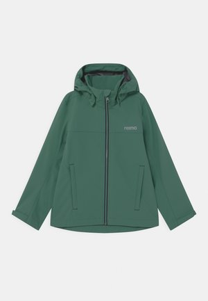 KUOPIO UNISEX - Waterproof jacket - pine green