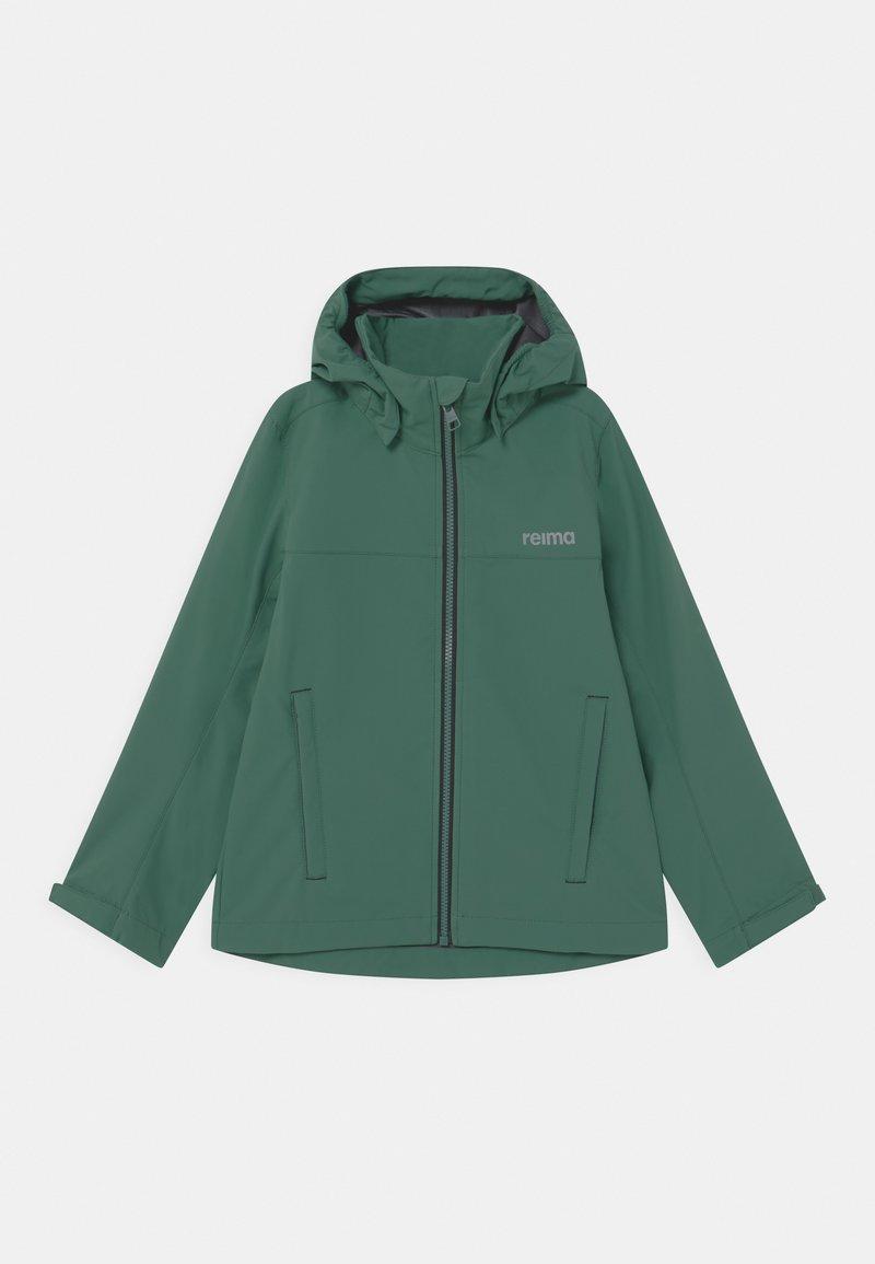 Reima - KUOPIO UNISEX - Vodotěsná bunda - pine green
