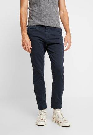 JOE STRETCHED  - Pantalon classique - total eclipse