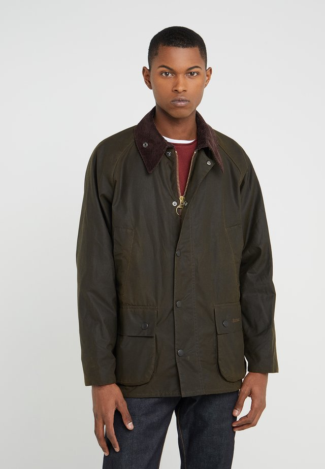 CLASSIC BEDALE JACKET - Leichte Jacke - olive