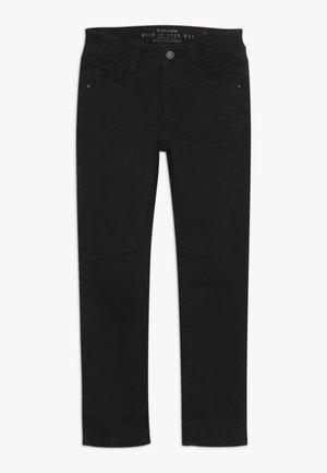Slim fit jeans - grey/black