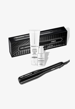 """""""LIMITED EDITION: STEAMPOD STYLER 3.0 X KARL LAGERFELD - SET FOR FINE HAIR"""" - Hair styling - black"""