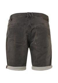 No Excess - Denim shorts - grey denim - 4