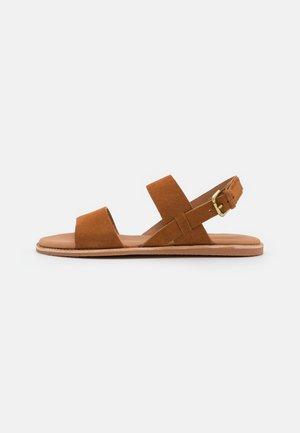 KARSEA STRAP - Sandals - tan