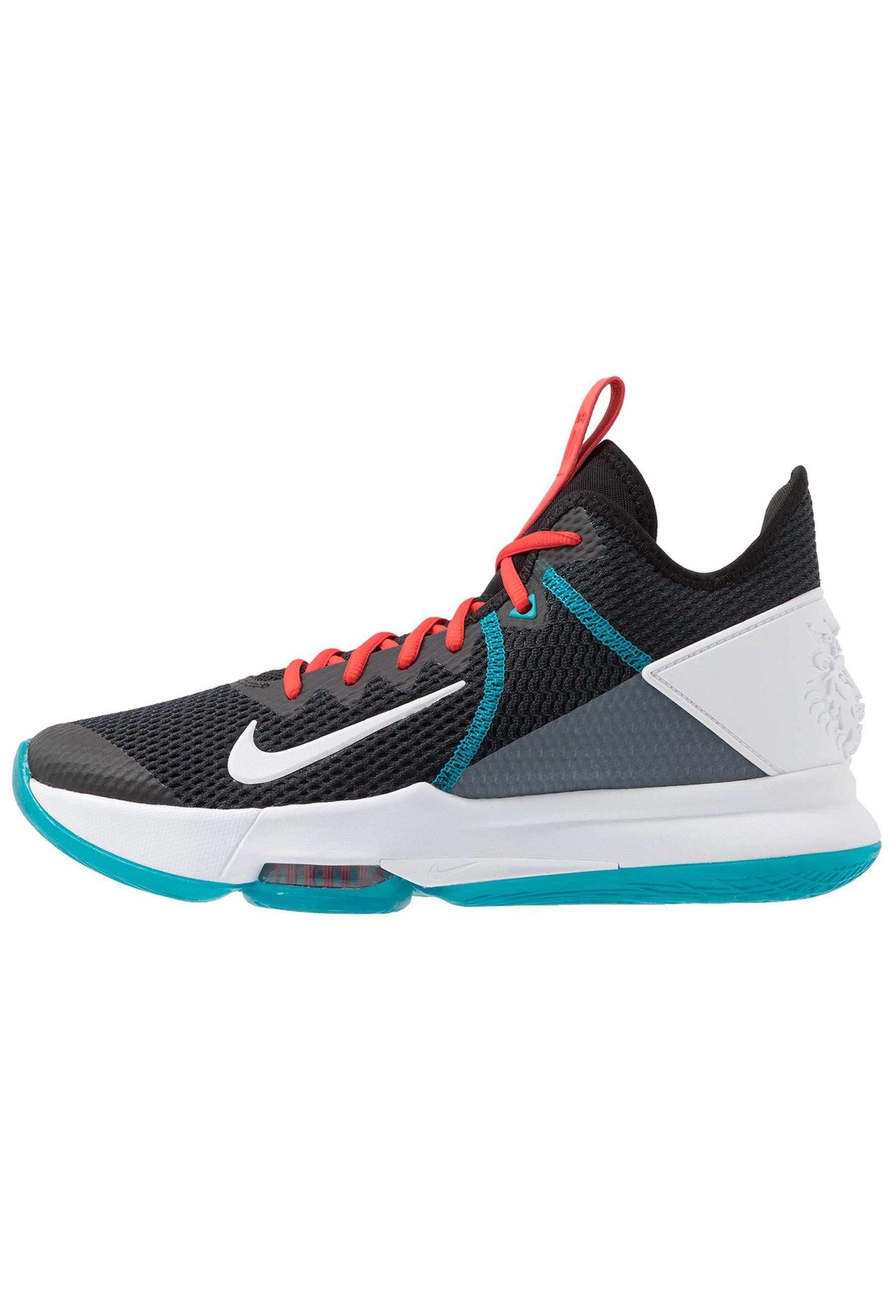 Nike Performance LEBRON WITNESS IV Basketballsko black