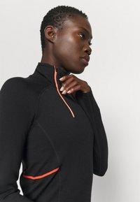 Mons Royale - OLYMPUS 3.0 - Sports shirt - black - 4