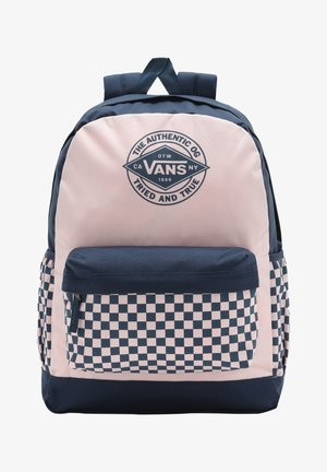 WM SPORTY REALM PLUS BACKPACK - Rucksack - pink