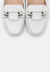 ALDO - URSEL - Loafers - white - 5