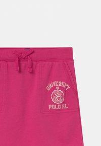 Polo Ralph Lauren - TERRY - Minisukně - college pink - 2