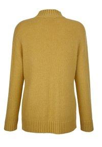 Dress In - Jumper - gelb - 4