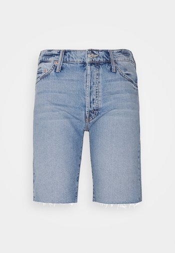 THE TRICKSTER FRAY - Shorts di jeans - win some lose some
