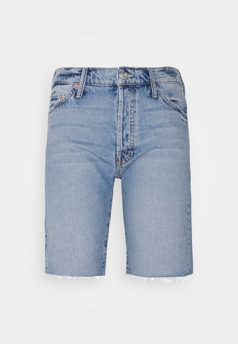 Mother - THE TRICKSTER FRAY - Shorts di jeans - win some lose some