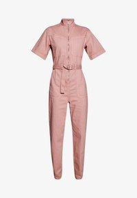 Weekday - BENDER BOILER - Jumpsuit - dusty pink - 3